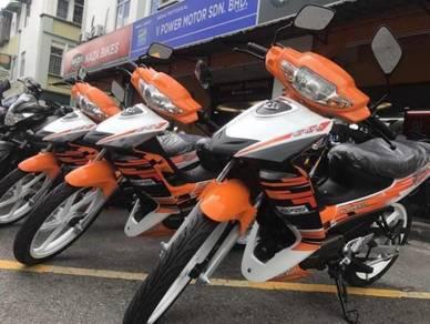 Modenas dinamik 120 (ready stock)