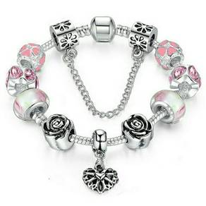 Youniq 925s silver bracelet rose