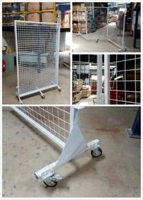 Netting partition 3 in 1 (3x6)