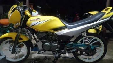 1996 Yamaha rxz catal