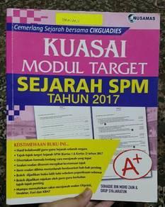 Spm revision book - sejarah