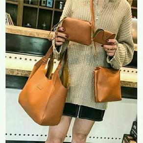 Set Handbag 4 in 1 ( Ready Stock )