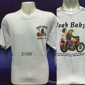 Bike week tshirt