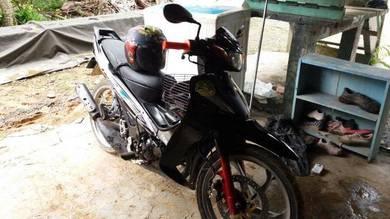 2007 Yamaha 125Z