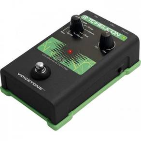 TC-Helicon VoiceTone D1 Doubling and Detune Pedal