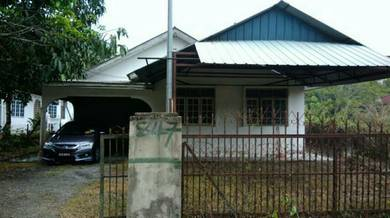 Rumah Untuk Disewa, Taman Wangi Gua Musang