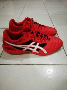 Asics Calcetto WD 7 Red