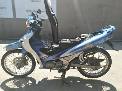 Yamaha 125z