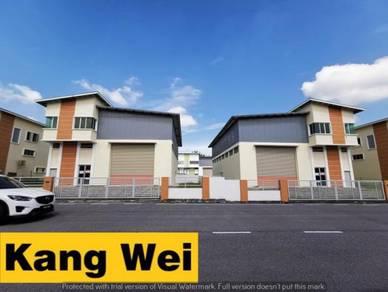 Asas Jaya Light Industrial_Warehouse_Factory_Bukit Minyak_Juru