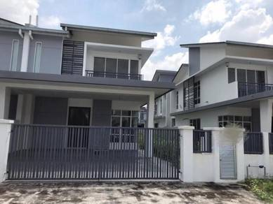 [Below Market] 2 Storey Caspia M Residence 2 Rawang Semi D Cluster