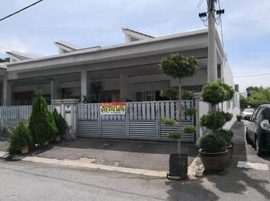Single Storey Endlot House at Kiara Park, Pasir Puteh