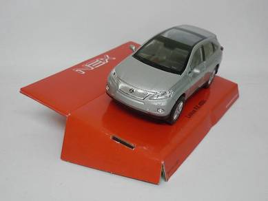 Lexus RX450H 1/38 Diecast Model - Grey
