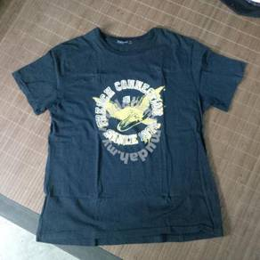Tshirt fcuk blue black