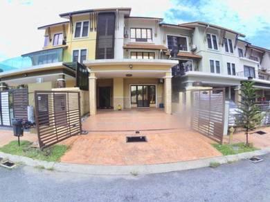 Freehold 2.5 Storey Terrace House BK9 Bandar Kinrara