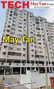 Cheapest Raja Uda Apartment Seaview Unit near Billion