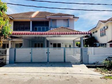 Double Storey Semi D Bandar Perdana For Sale