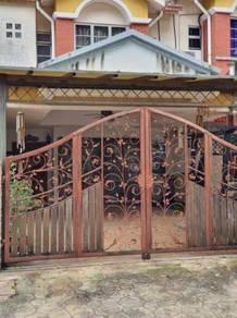 Double Storey Terrace House Subang Sejahtera U9 Shah Alam Selangor