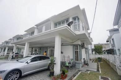 Semi D Cluster House, Royal Ivory SP 10 Bandar Saujana Putra