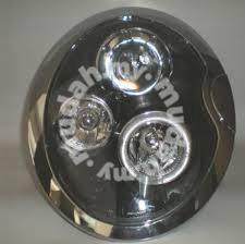 Volkswagen cooper head lamp light