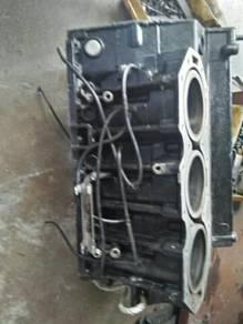 Block enjin mercury 225hp