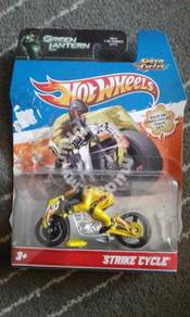 Hotwheels moto Strike Cycle