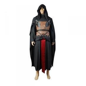 Cosplay Star Wars Darth Revan Costume Halloween