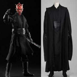 Halloween Darth Maul star wars cosplay costume