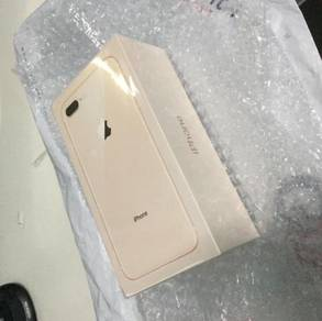 Baru iPhone 8 Plus 256GB. Hargaa 15OO sajaa