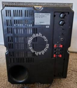 Sony SA-W2500 Powered Subwoofer