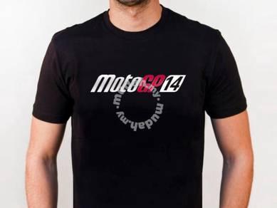 Baju T-Shirt MOTO GP III NSQ187 siap poslaju