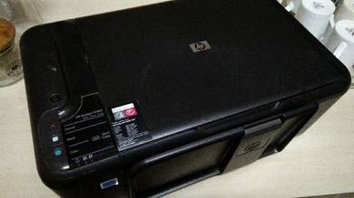 HP DeskJet F2480 ( Print·Scan·Copy )