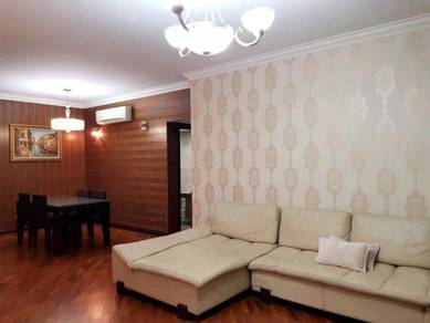 Mont Kiara Sophia 1320sf Fully Furnished 3R2B Freehold Well Maintained