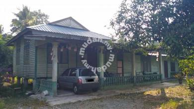 Pontian, Tanah & Rumah untuk dijual
