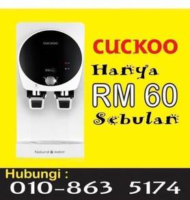 Cuckoo King Top Model Bulanan 60 (FA14)