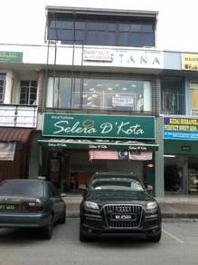3 storey shop lot SS4 kota damansara