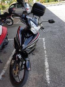 Yamaha 135lc es 2012