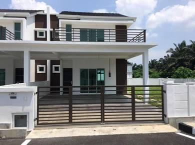 Cornet Lot Semi-D Tmn Kucai Indah (New House After developer)
