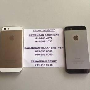 Iphone 5s 32gb fullset