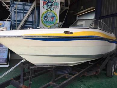 Fibre Boat for Sell