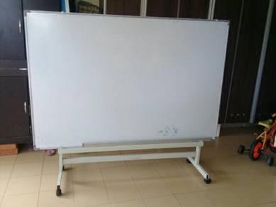 Stand white board untuk dijual