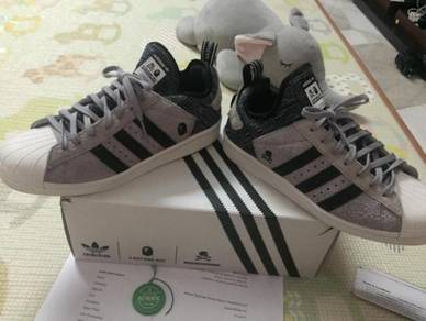 Adidas Superstar Boost x Bape x Neighborhood