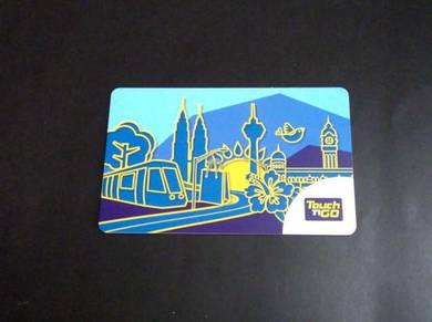 Touch n Go Card - Classic