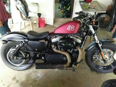 Harley Davidson 1200 cc
