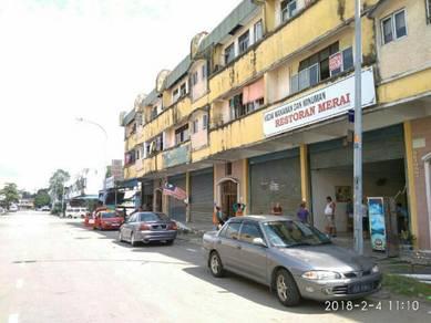 2 Storey shop lot jalan tampoi johor bahru