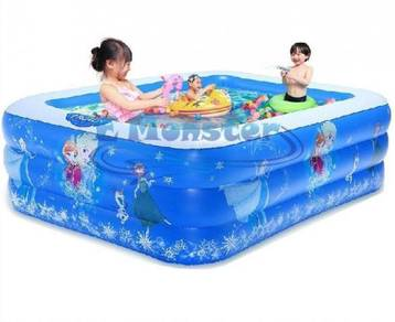 Lechin Family Adult Baby Swimming Pool Large Size