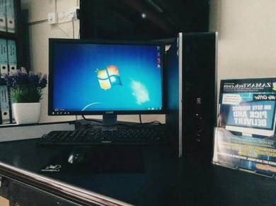 PC FULL SET + Printer