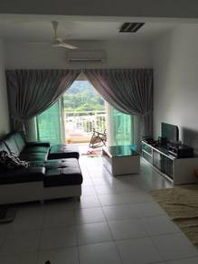 One Sky Fully Furnished Renovated Clean High Floor 2 car park