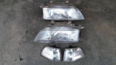 Honda Civic EF9 SH3 Head Lamp Headlights Complete