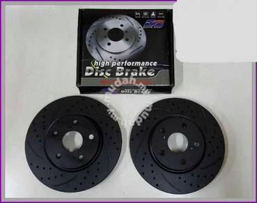 D2 performance sport disc rotor ALZA