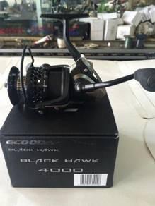 ECOODA BLACK HAWK 1500 ~ 4000 Fishing Reel Pancing